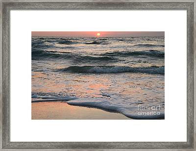St Joseph Pastels Framed Print by Adam Jewell