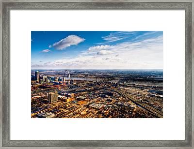 St. Louis 2009 Framed Print