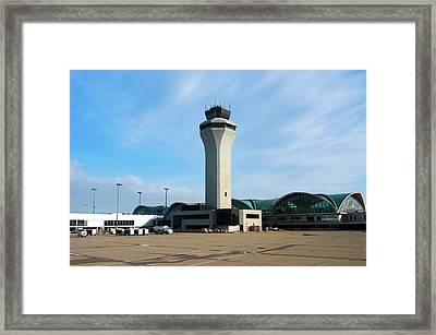St. Louis Airport Framed Print