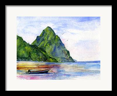 John Benson Framed Prints