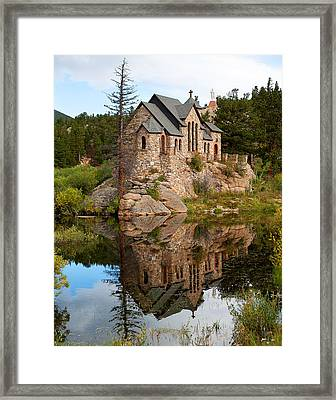 Framed Print featuring the photograph St. Malo by Jim Garrison