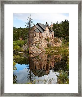 St. Malo Framed Print