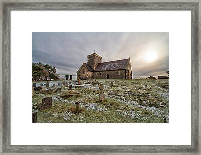 St Martha's On The Hill Framed Print
