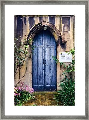 St. Mary De Lode Church Framed Print by Paul Tully