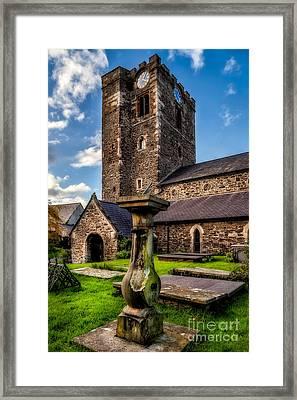 St Marys Church Framed Print