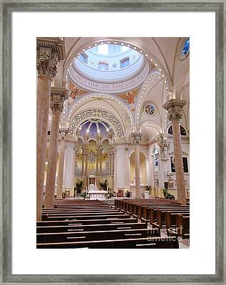 St Marys Framed Print