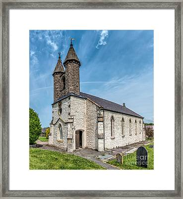St Michael Church Framed Print