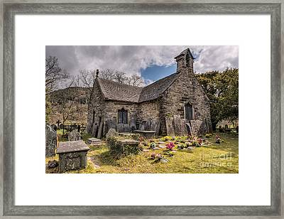 St Michaels Church Framed Print