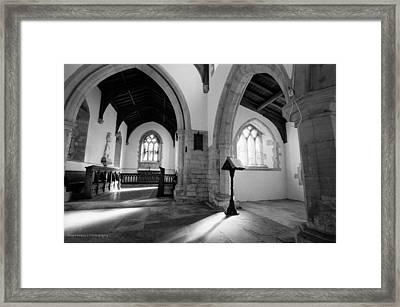 St. Michael's Church Framed Print by Ross Henton