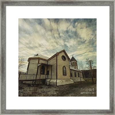 St. Pauls Anglican Church Framed Print