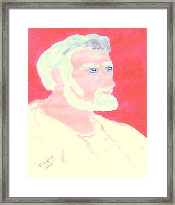St Peter 1 Framed Print by Richard W Linford