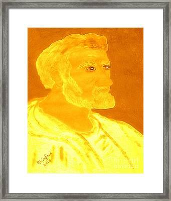 St Peter 2 Framed Print by Richard W Linford