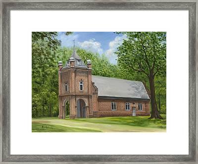 St. Peter's Church Framed Print