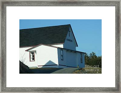 St. Theresa's Church  Framed Print by Barbara Griffin