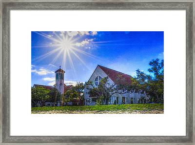 St Thomas Catholic Church Framed Print