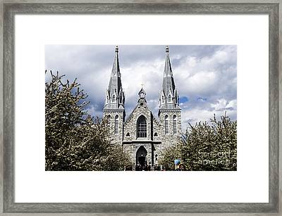 St. Thomas Of Villanova 2 Framed Print