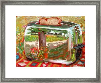 St005 Framed Print