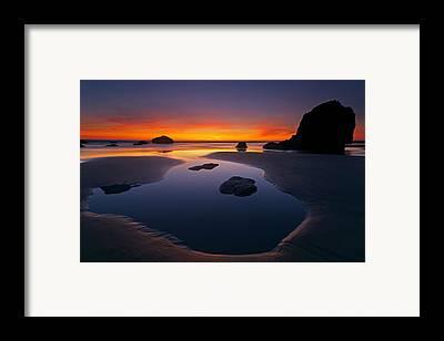 Oregon Framed Prints
