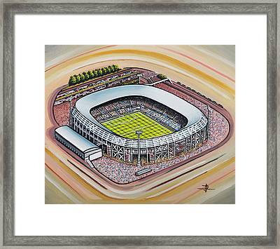 Stadion Feijenoord - Feyenoord Framed Print