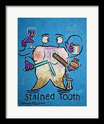 Chewing Tobacco Framed Prints