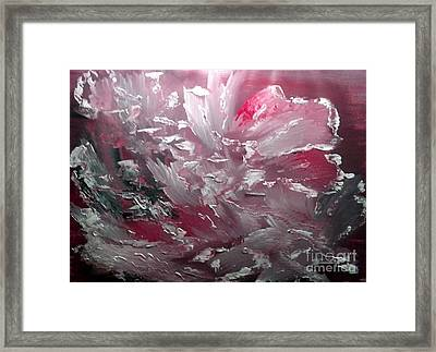 Stair Way From Heaven Framed Print