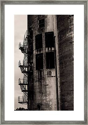 Stairs To Nowhere Framed Print by Jim Markiewicz