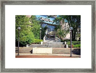 Saks Fifth Avenue Framed Print
