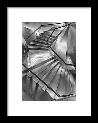 Caixa Forum Framed Prints