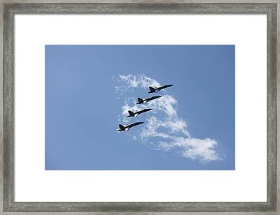 Stairway To Heaven Framed Print by French Toast