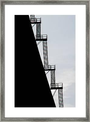 Stairway To Heaven Framed Print by Tikvah's Hope