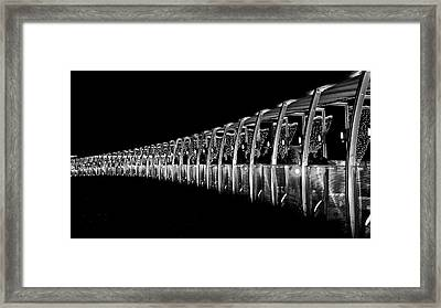 Stairway To Heaven Scp By Denise Dube Framed Print