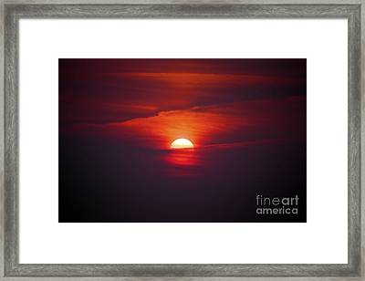 Stairway To Heaven Framed Print by Terri Waters