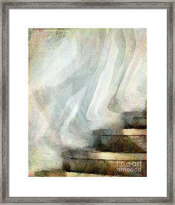 Left Behind Framed Print by Jennie Breeze