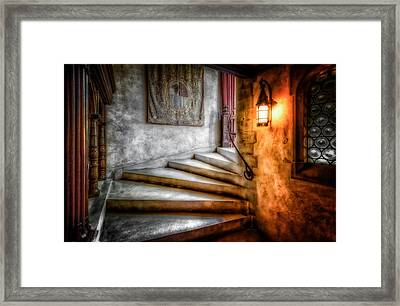 Stairway To My Heart Framed Print