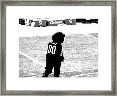 Staley Da Bear 2 Framed Print
