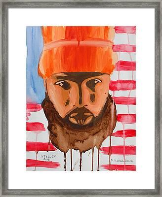 Stalley Framed Print by Michael Ringwalt