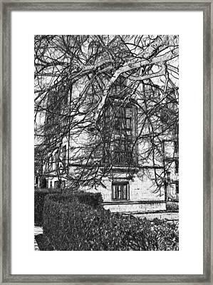 Stamford Uk 7 Framed Print