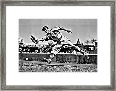 Stan Musial Framed Print