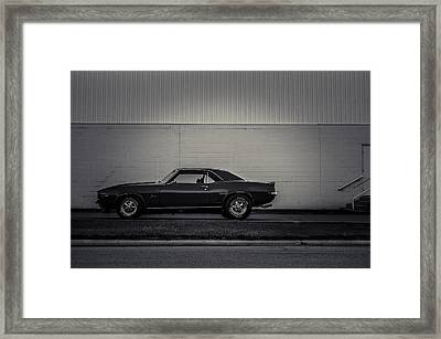 Stand Alone  Framed Print by Off The Beaten Path Photography - Andrew Alexander