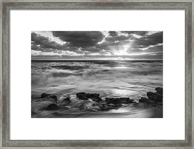 Stand So Much Closer Framed Print
