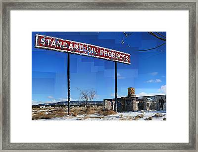 Standard Framed Print