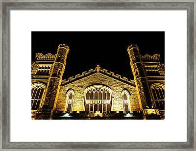 Standing Faith Framed Print