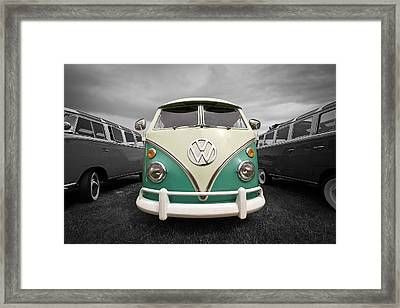Standing Out Framed Print by Steve McKinzie