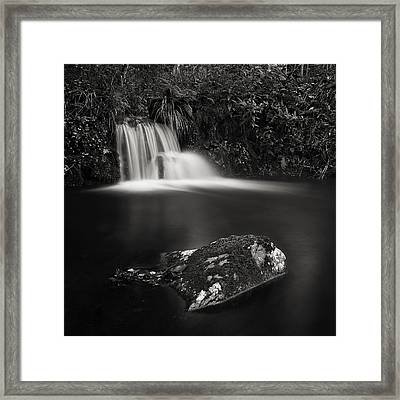 Framed Print featuring the photograph Standing Still #3 by Antonio Jorge Nunes