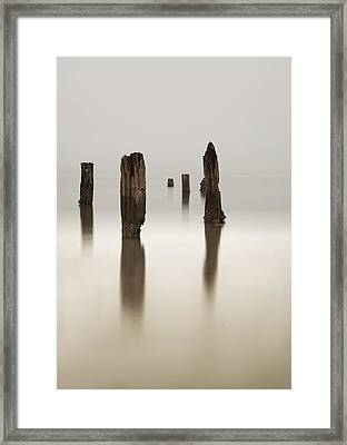 Standing Still Framed Print by Mark Alder