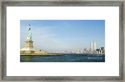 Standing Tall Framed Print by Jon Neidert