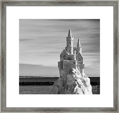 Standing Tall Framed Print by Michelle Wiarda