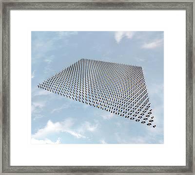Stanene Framed Print by Robert Brook