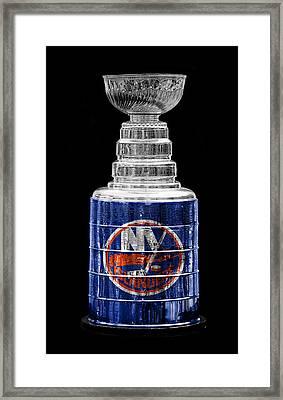 Stanley Cup 10 Framed Print