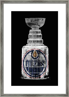 Stanley Cup 11 Framed Print by Andrew Fare